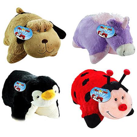 خرید پستی بالش کودک عروسکی پیلوپت Pillow Pets