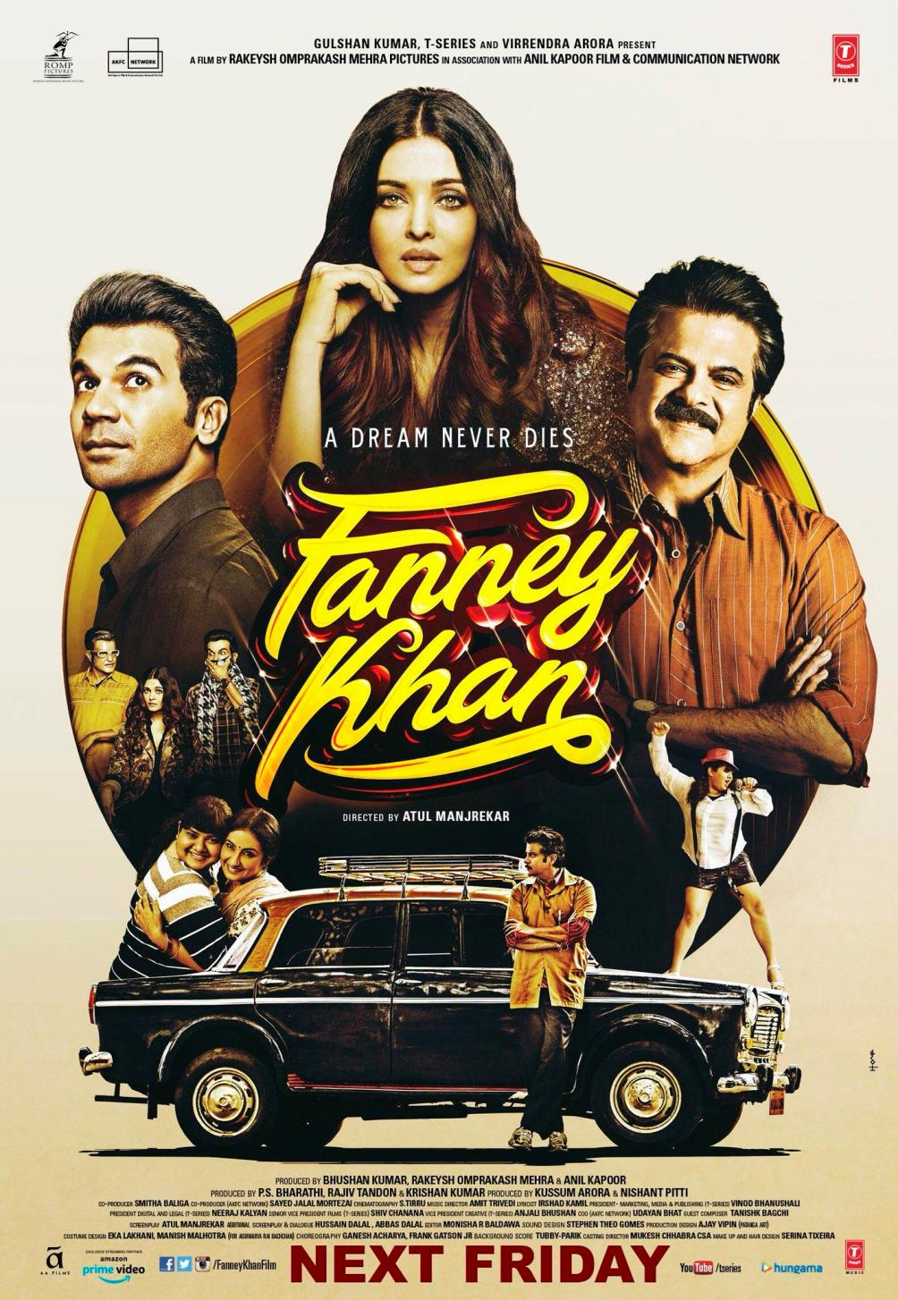 دانلود فیلم Fanney Khan 2018