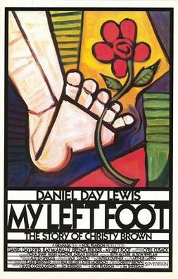 پای چپ من دوبله فارسی-My Left Foot