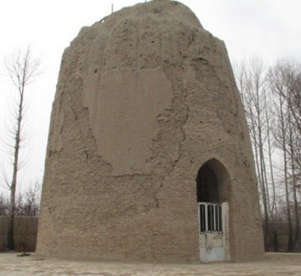 برج مقبره بابا محمود