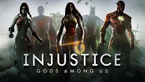 دانلود نسخه هک شده بازی Injustice Gods Among Us