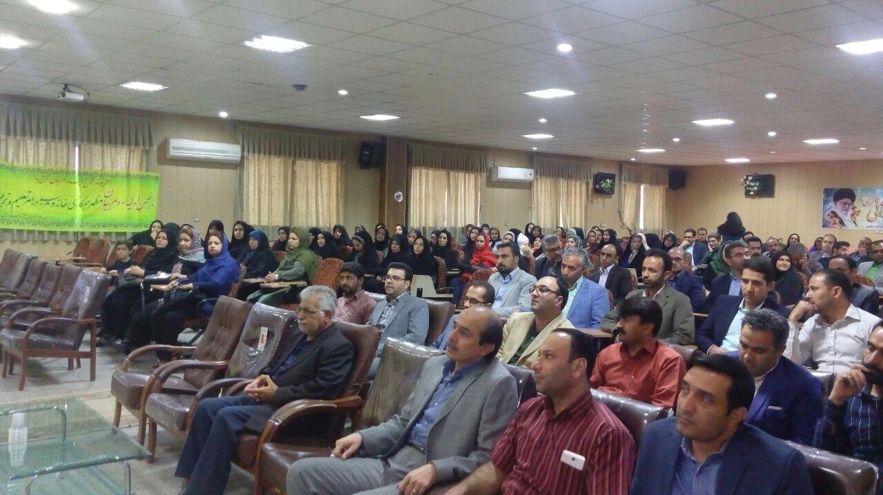 انتخابات انجمن اولیا و مربیان دبستان علامه حلی 1 دوره اول