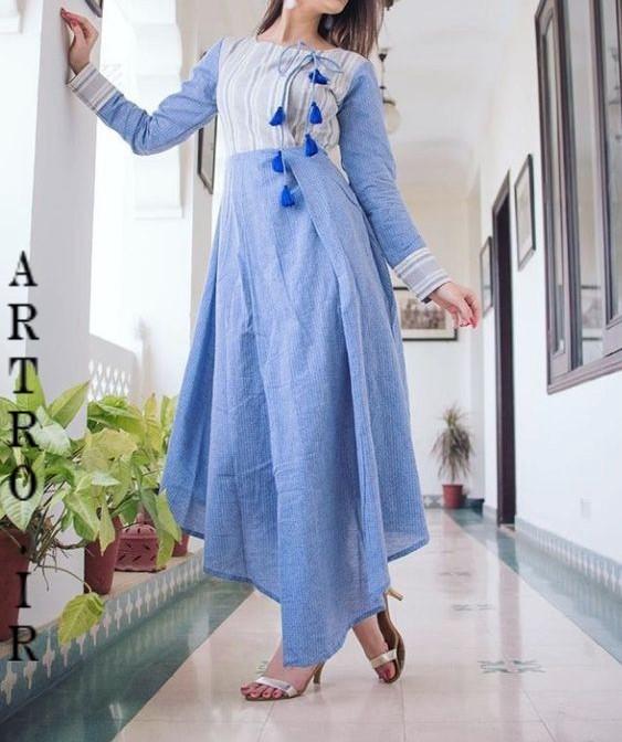 مدل مانتو افغانی 2018