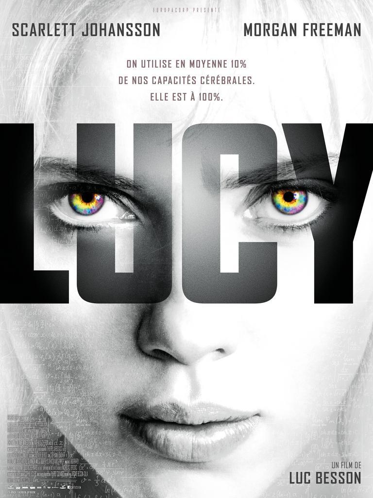 دانلود دوبله فارسی فیلم لوسی Lucy 2014