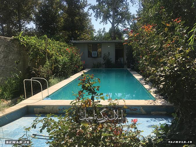 باغ ویلا در شهریار کد 417 املاک تاجیک