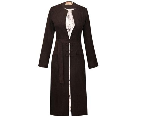فروش بارانی زنانه ولیعصر مدل رکسانا 32701  - پوشاک پاییزی