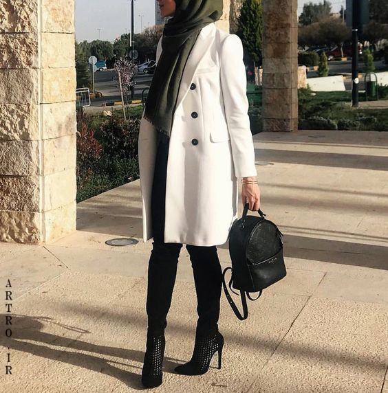 مدل پالتو زنانه شیک و جدید 2018-2019