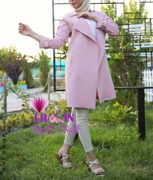 مدل پالتو شیک دخترانه 2019