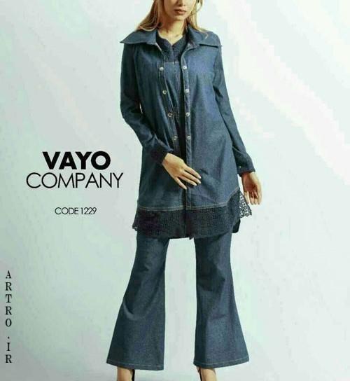 مدل مانتو لی در اینستاگرام