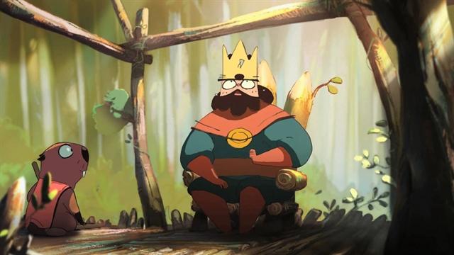 انیمیشن کوتاه پادشاهی