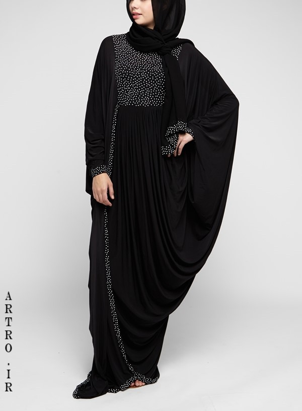 مدل مانتو عربی دبی