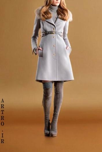 مدل پالتو زنانه4
