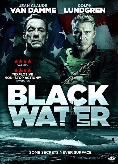 دانلود دوبله فارسی فیلم بلک واتر Black Water 2018