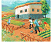 انشاء در مورد روستا و کار در مزرعه