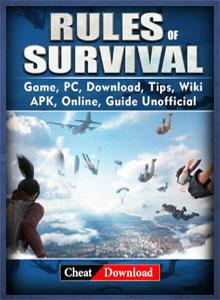 دانلود مولتی چیت حرفه ای بازی Rules of Survival (کامپیوتر)
