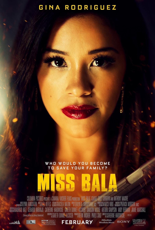 دانلود فیلم Miss Bala 2019 با زیرنویس فارسی