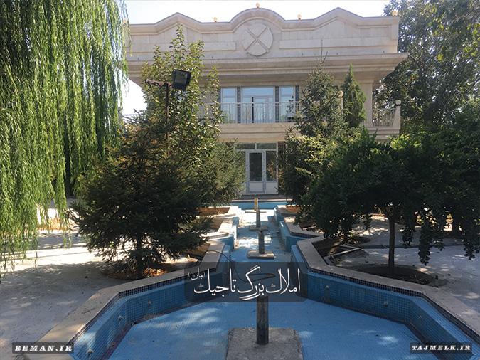 باغ ویلا در شهریار کد 303 املاک تاجیک