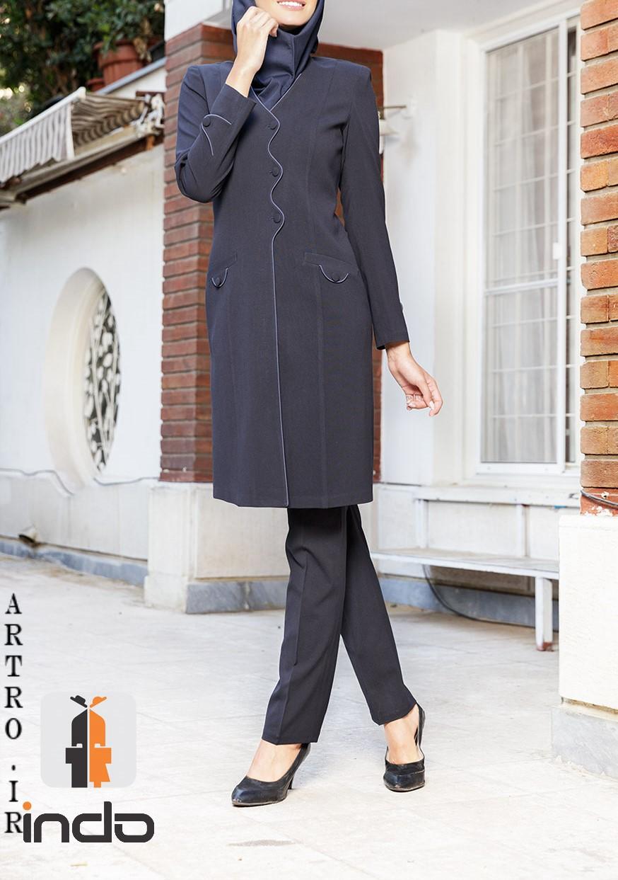 مدل مانتو رسمی دانشجویی