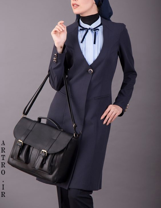 مدل مانتو رسمی دانشجویی 1