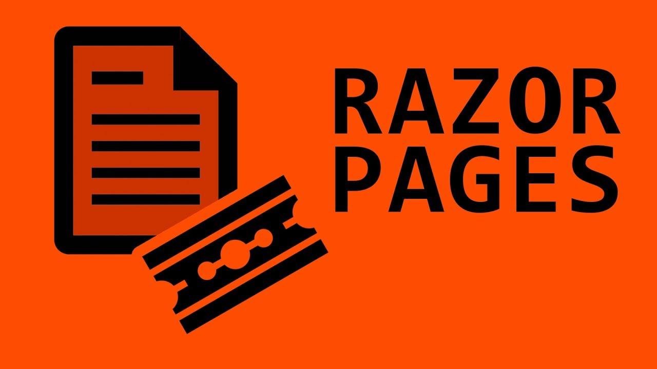 ساخت لینک در Razor Pages  توسط Tag Helper  ها