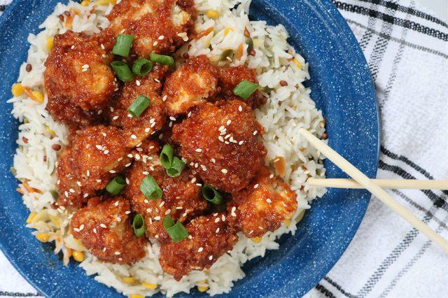 دستور پخت تسو غذای خوشمزه چینی