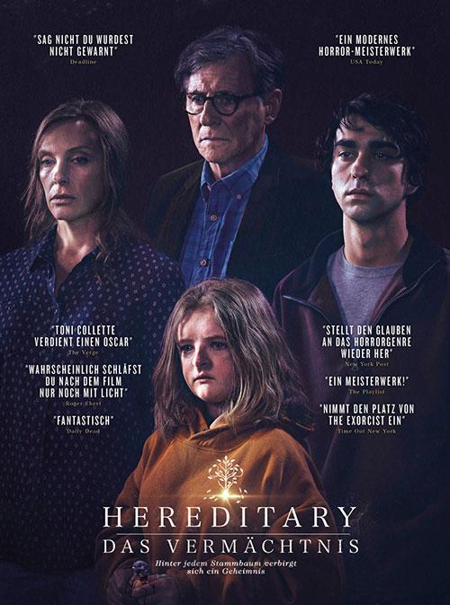 فیلم موروثی با دوبله فارسی Hereditary 2018 BluRay