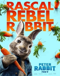 انیمیشن پیتر خرگوشه Peter Rabbit 2018