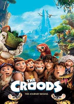 انیمیشن غارنشینان 2013 دوبله(The Croods 2013)