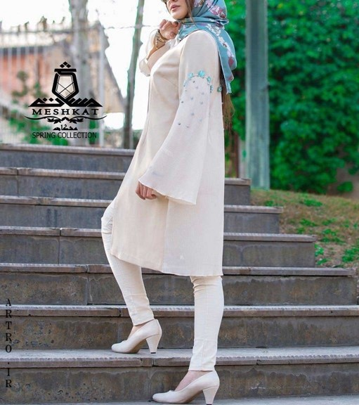مدل مانتو زنانه دخترانه تابستانی