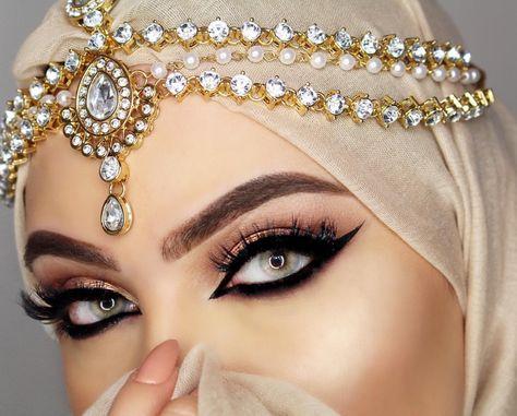 مدل آرایش چشم برای چشمهای درشت 5