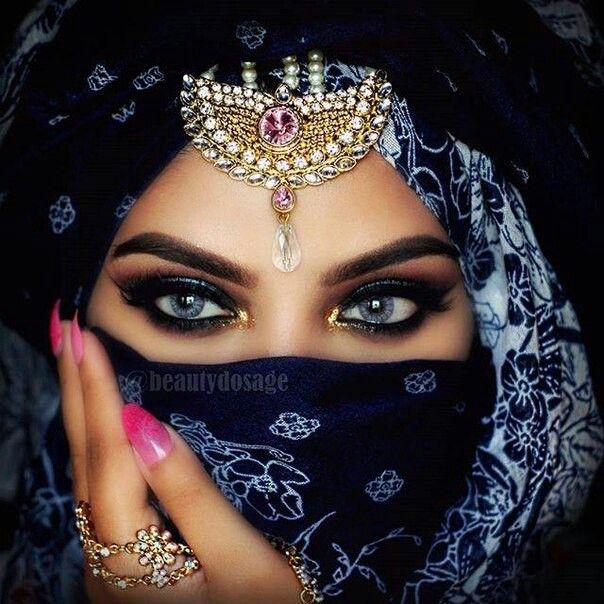 مدل آرایش چشم برای چشمهای درشت 6