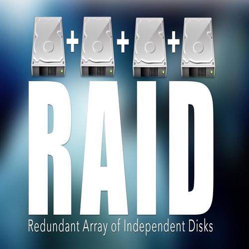 دانلود پروژه جدید دانشجویی raid  (هارد رید)