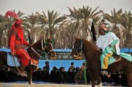 اجرای گروهای برتر تعزیه سراسر کشور در لامرد