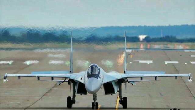 جنگنده چالاک وقدرتمند روسها