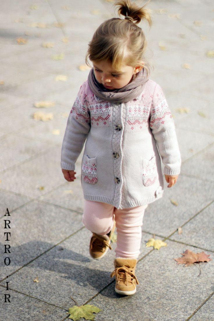جدیدترین مدل پالتو دختر بچه ها 7