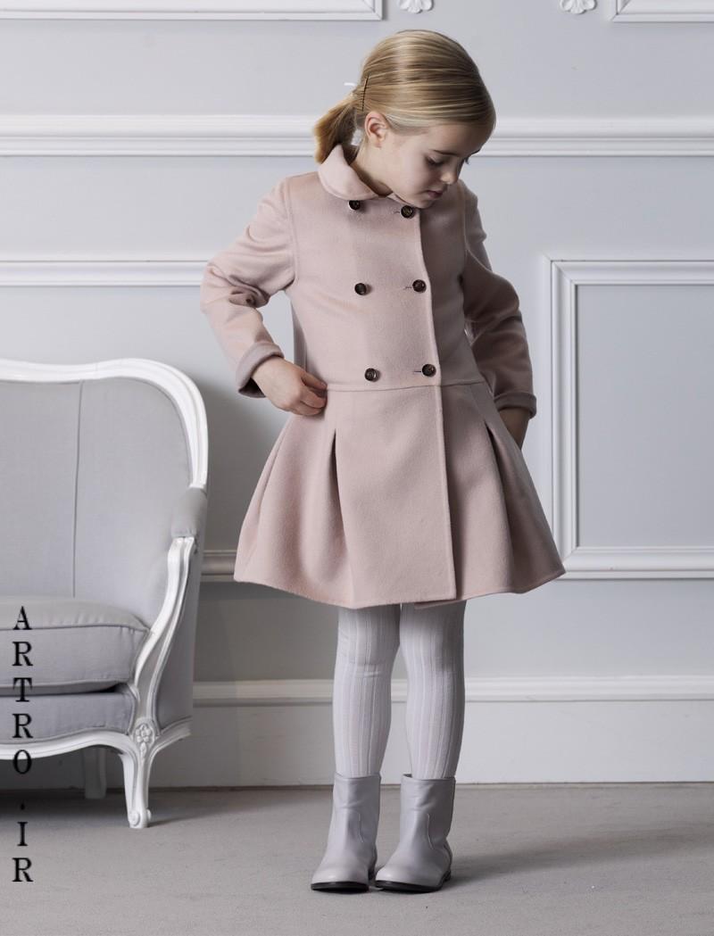 جدیدترین مدل پالتو دختر بچه ها 6