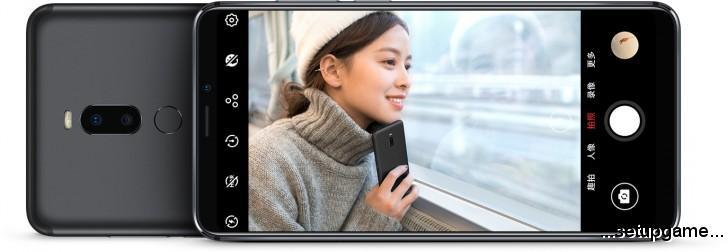 Meizu Note 8 با نمایشگر 6 اینچی و باتری 3600 میلیآمپری معرفی شد