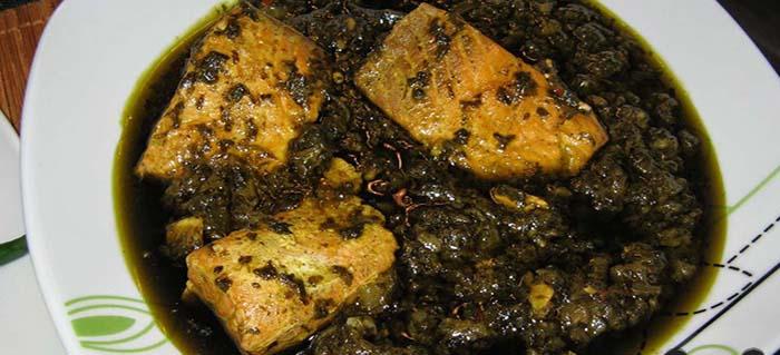 طرز تهیه قلیه ماهی اصیل جنوبی
