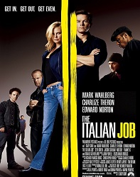 فیلم شغل ایتالیایی The Italian Job 2003 دوبله فارسی