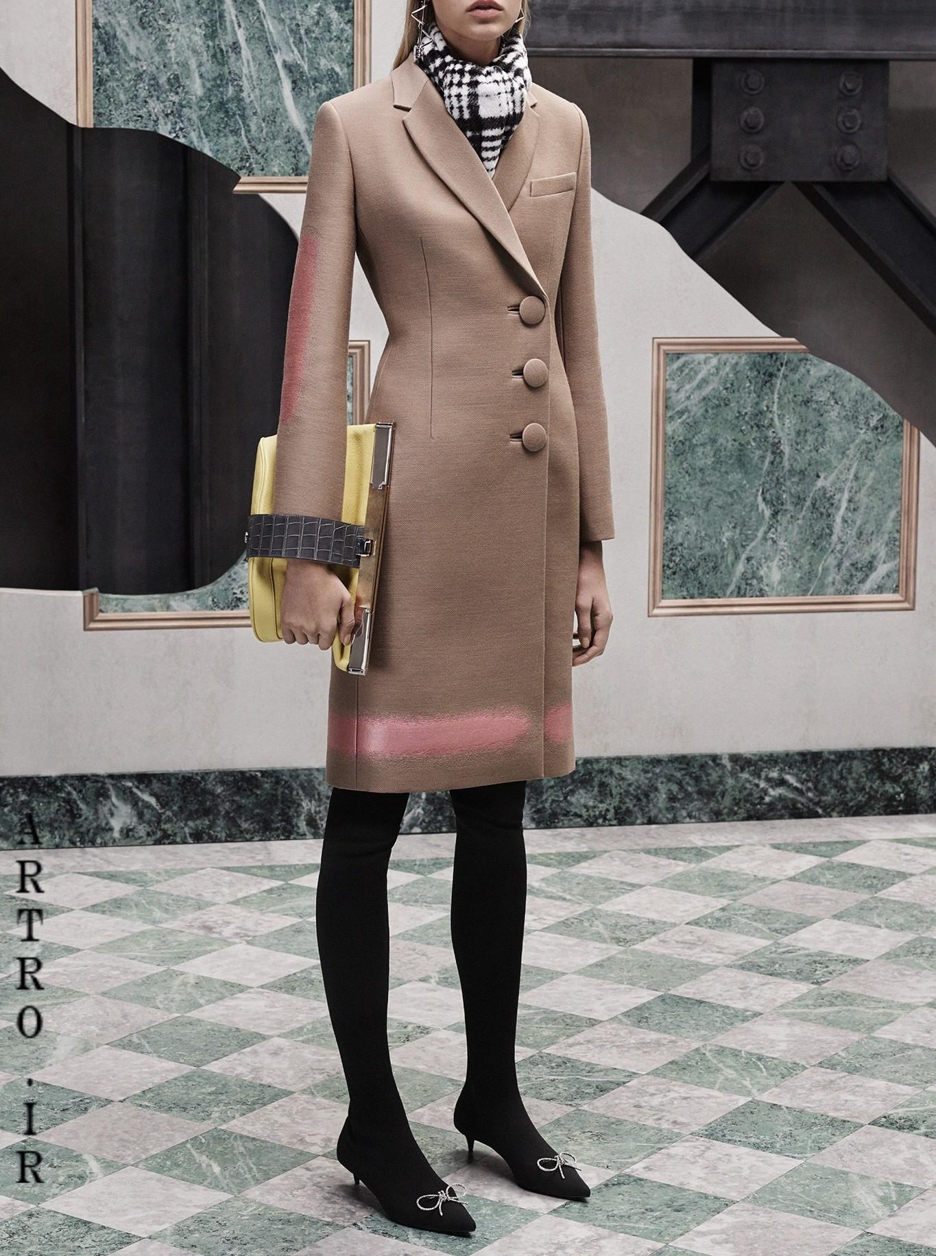 بروزترین مدل پالتو زنانه 7