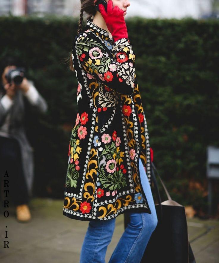 بروزترین مدل پالتو زنانه 8