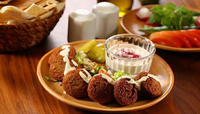 طرز تهیه فلافل لبنانی