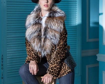 مدل پالتو پوست جدید زنانه6