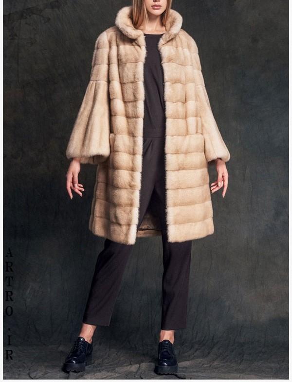 مدل پالتو پوست جدید زنانه7