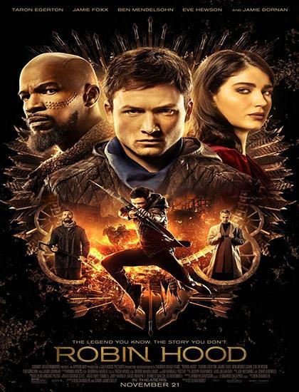 دانلود فیلم رابین هود Robin Hood 2018