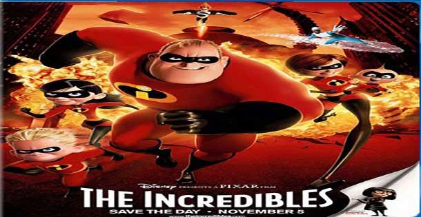 انیمیشن شگفت انگیزان 1 دوبله-The Incredibles 2007