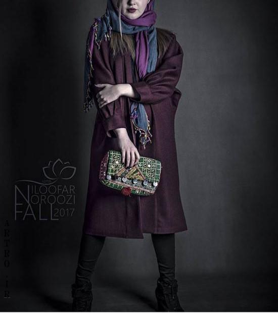 مانتو زمستانی جدید دخترانه 2