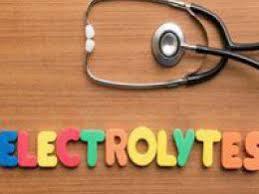 اختلالات آب و الکترولیت