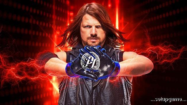 نقد و بررسی بازی WWE 2K19