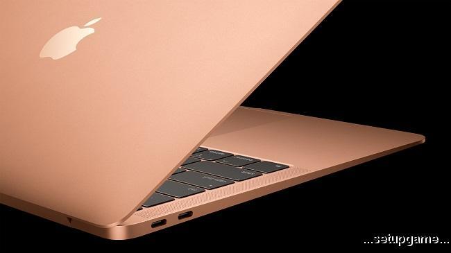 مک بوک ایر 2018 با طراحی جدید و صفحه نمایش ریتنا معرفی شد